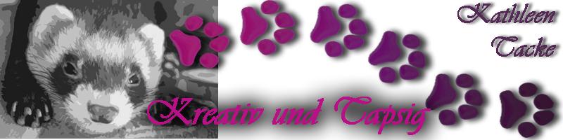 Kreativ und Tapsig-Logo